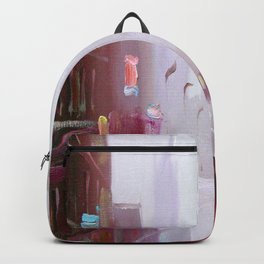 Morning city Backpack
