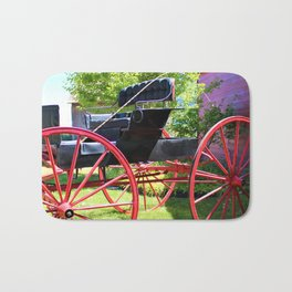 Country Limo Bath Mat