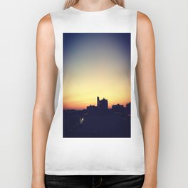 Into the Sunset Biker Tank