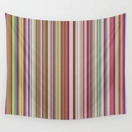 Stripes & stripes Wall Tapestry