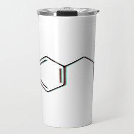 MDAMA Molecule Travel Mug
