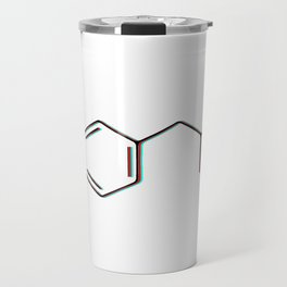 MDAMA Molecule Travel Mug