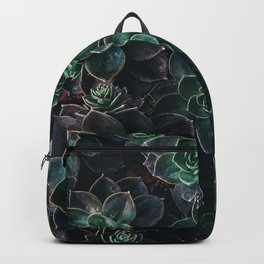 The Succulent Green Backpack