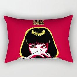Mia Wallace Rectangular Pillow