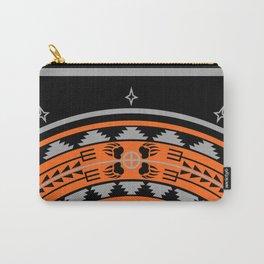 Bear Spirit (Orange) Carry-All Pouch