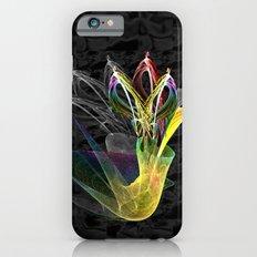 Fractal Flowers in a Vase Slim Case iPhone 6s