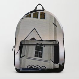 Church under the Lights Backpack