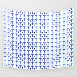 Christian Cross 20 Wall Tapestry