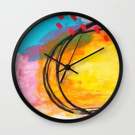 Mind & Curator Inn Wall Clock