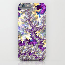Hallucinatory Fractal iPhone Case