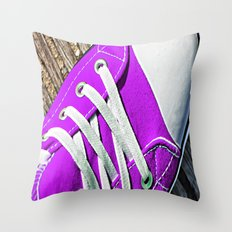 Daps. Throw Pillow