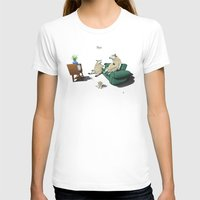 sheep T-shirts featuring Sheep by rob art | illustration