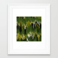 industrial Framed Art Prints featuring Industrial by interopia