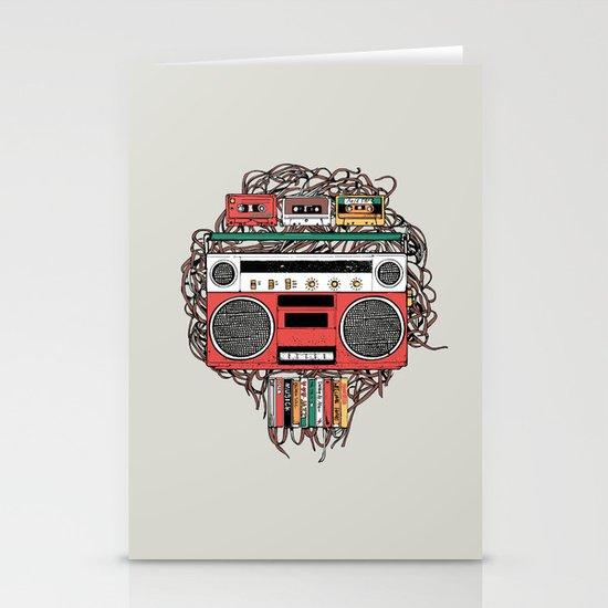 Radioinactive Stationery Cards