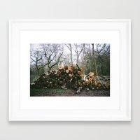 woodstock Framed Art Prints featuring Woodstock by Thomas Hanks