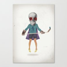 Superhero #9 Canvas Print