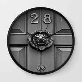 The Lion at 28 Wall Clock