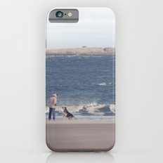 fishing with dogs... iPhone 6s Slim Case