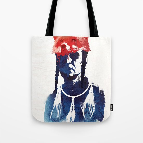 Bloody days are coming Tote Bag