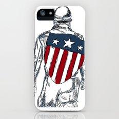 Captain America (Chris Evans) Slim Case iPhone (5, 5s)
