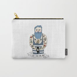 Tattooed Joe Carry-All Pouch