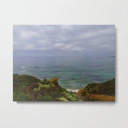 Ocean Swell 2 Metal Print