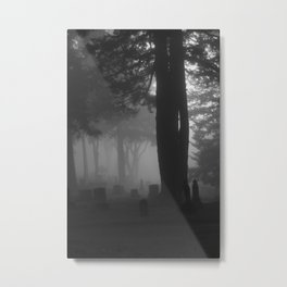 I can wait forever Metal Print