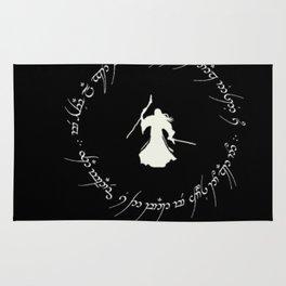 Gandalf the White Rug