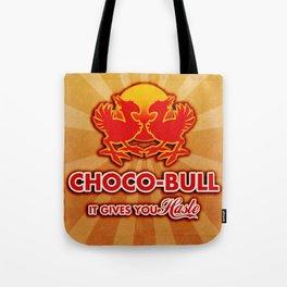 Final Fantasy VII - Choco-Bull Energy Drink Tote Bag