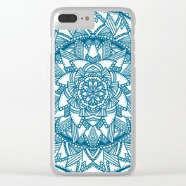 Centric Clear iPhone Case