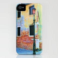 L'edificio è Felice iPhone (4, 4s) Slim Case