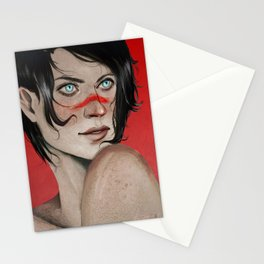 Red Hawke Stationery Cards
