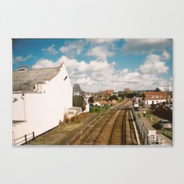 Woodbridge//Lomo. Canvas Print