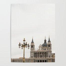 Catedral de la Almudena Poster