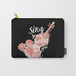 This Savage Song Carry-All Pouch