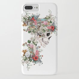 Skull Queen iPhone Case