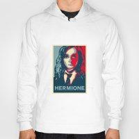 hermione Hoodies featuring Hermione by husavendaczek