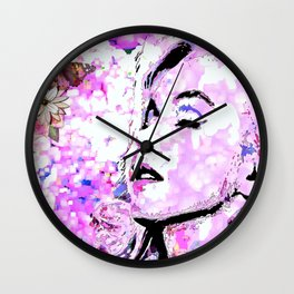 HIGH ON LIFE DON'T TRY TO BRING ME DOWN! Wall Clock