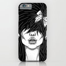 Girl With a Ribbon  Slim Case iPhone 6s
