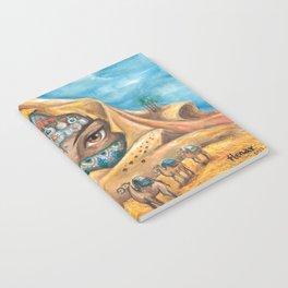 DESERT NYMPH Notebook