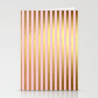bisexual Stationery Cards featuring Striped by Better HOME