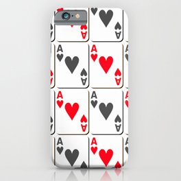 The gambler IV iPhone Case