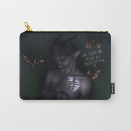 A light in the dark Carry-All Pouch