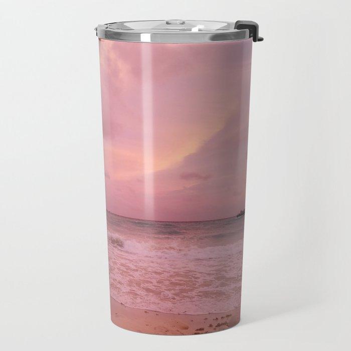 Cielo Rosas Travel Mug