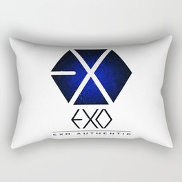 Exo Planet Logo Rectangular Pillow