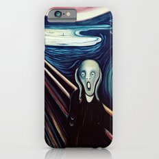 The Scream  Slim Case iPhone 6s