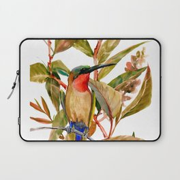 Bee Eater and Mango Tree Laptop Sleeve