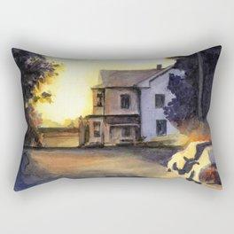 Pittsfield, Massachusetts Rectangular Pillow