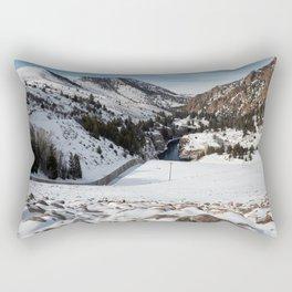 Downside Rectangular Pillow
