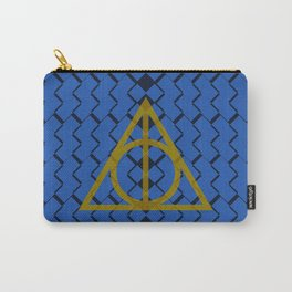 The Deathly Hallows Ravenclaw Carry-All Pouch